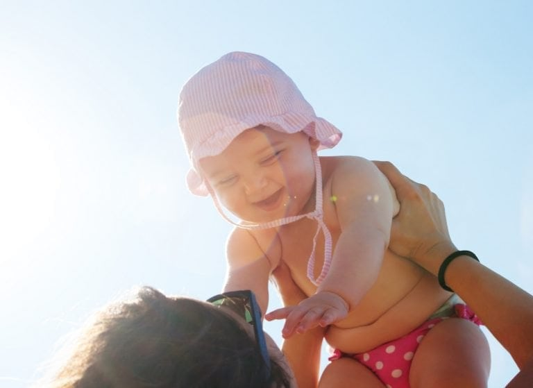 Sunshine Kisses Nourish You & Grow Your Baby….Literally