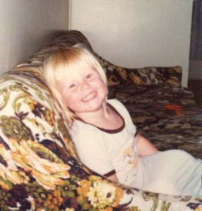 Tara Bianca at 5 Years Old