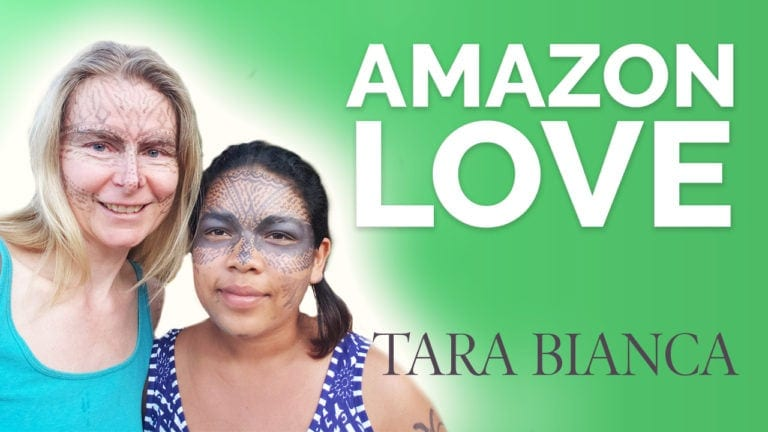 Tara Bianca Interviewed on Conscious Living Radio for AMAZONIA911 Launch Event
