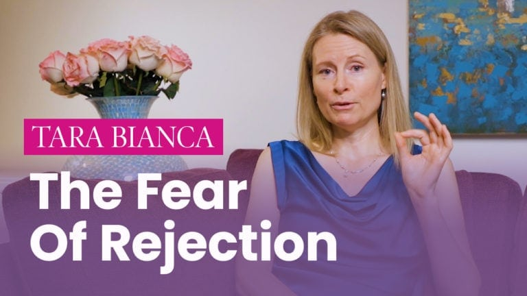 Most Common Problem: The Fear of Rejection