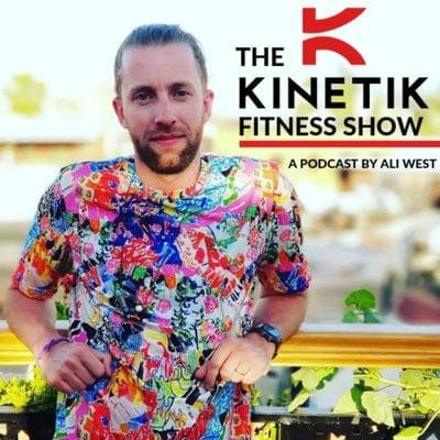 Tara Bianca on The Kinetik Fitness Show
